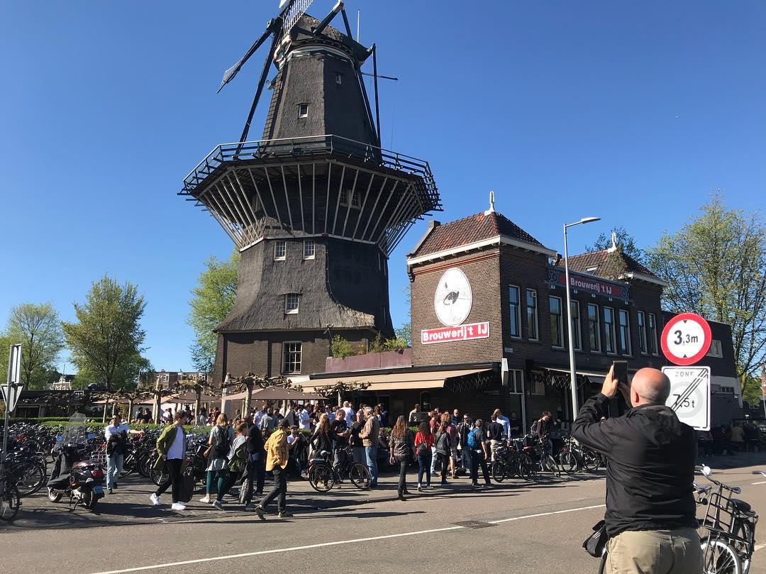 brouwerijtij  - amsterdam
