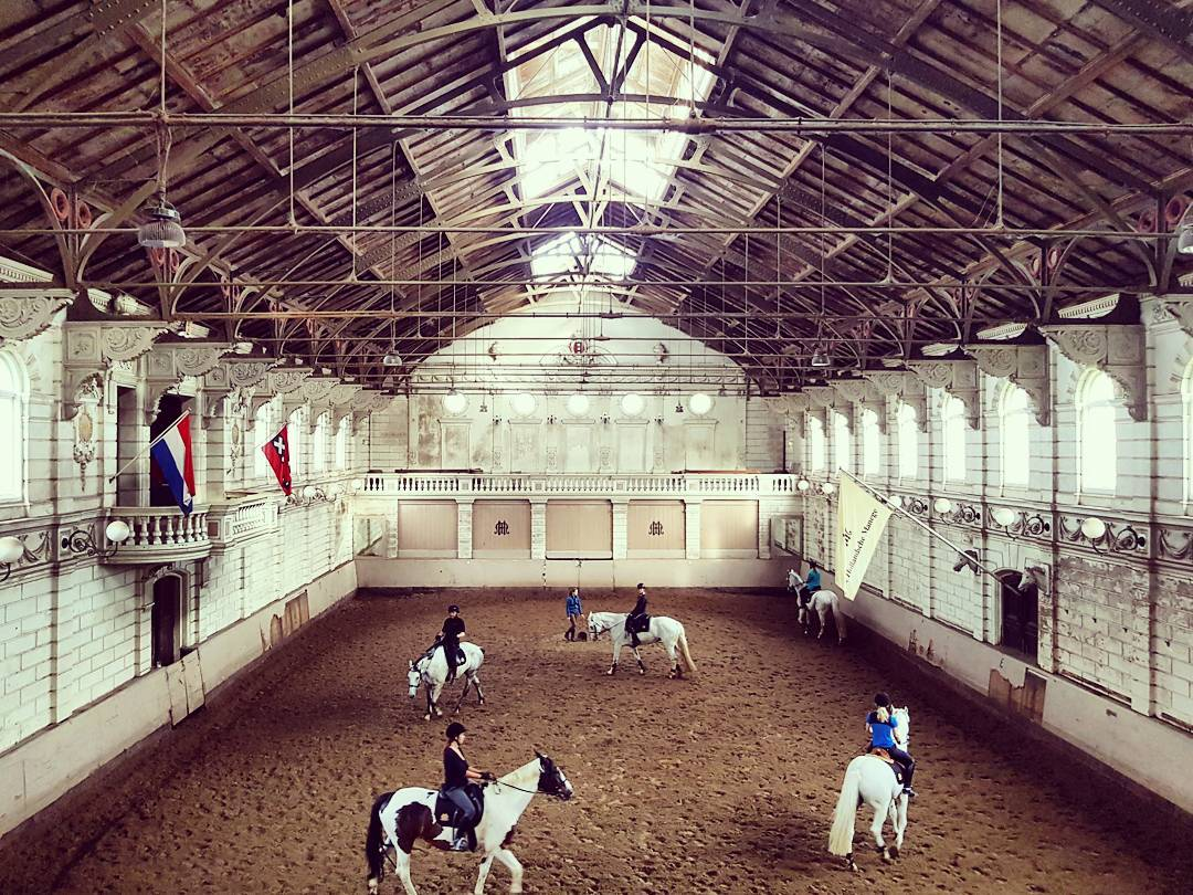 Hollandsche Manege cavaliers - blog eDreams