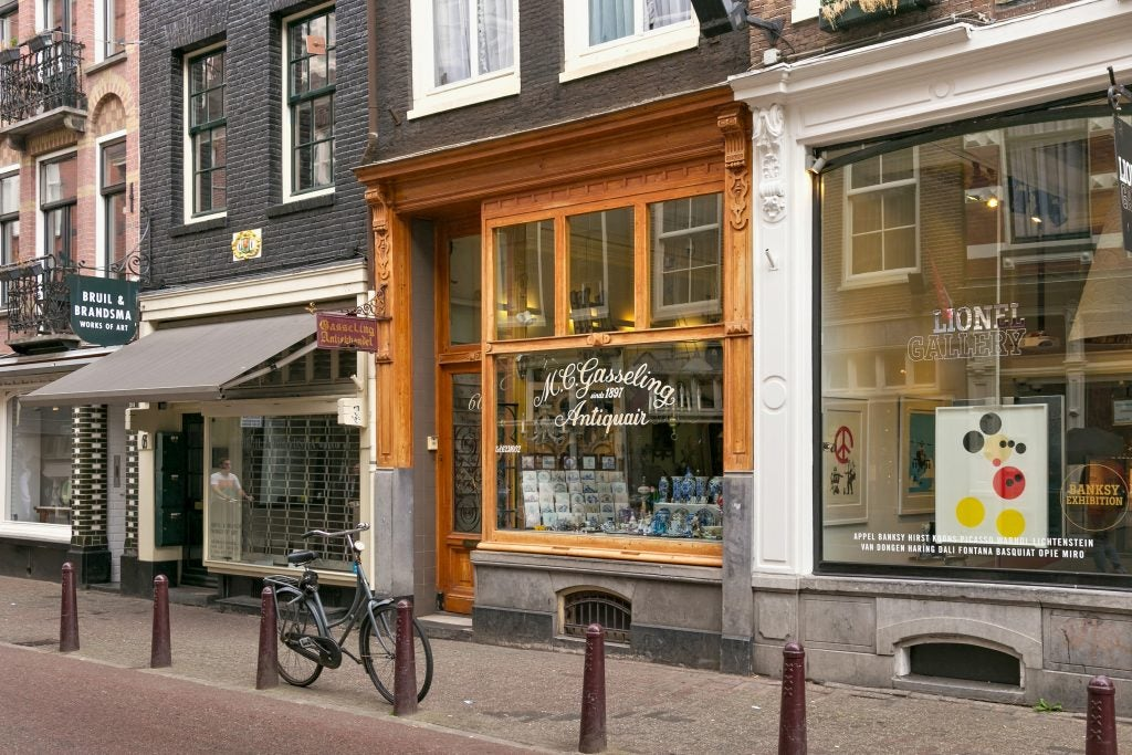 Nieuwe Spiegelstraat