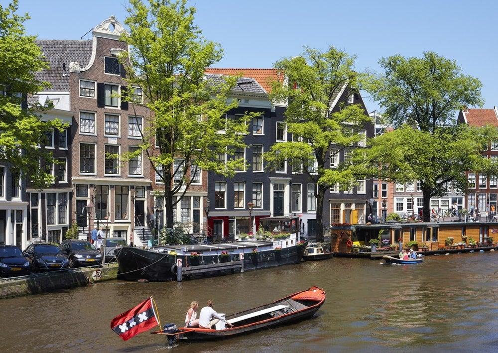 bateau canal amsterdam - blog eDreams