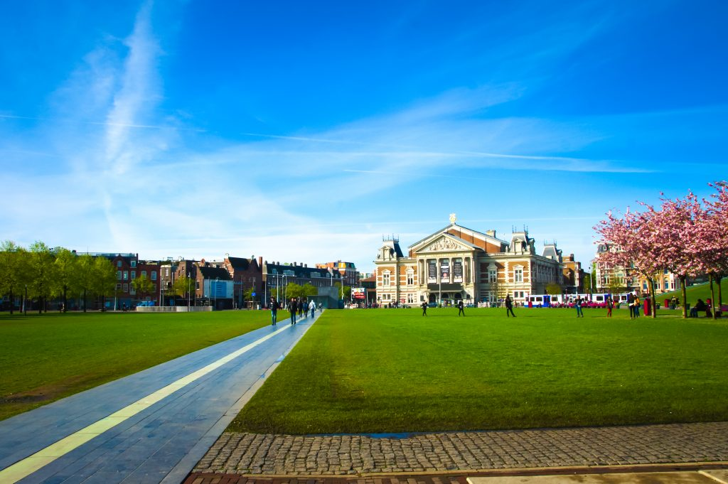 Concertgebouw- Amsterdam