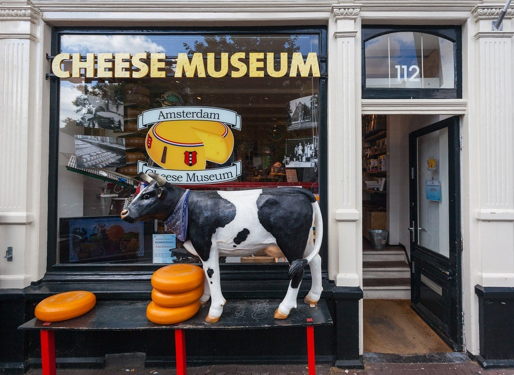 musee du fromage amsterdam - blog eDreams