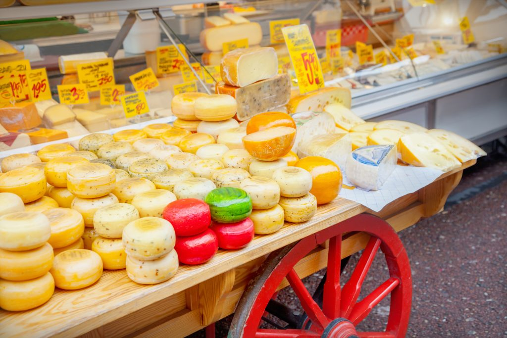 fromage hollandais amsterdam