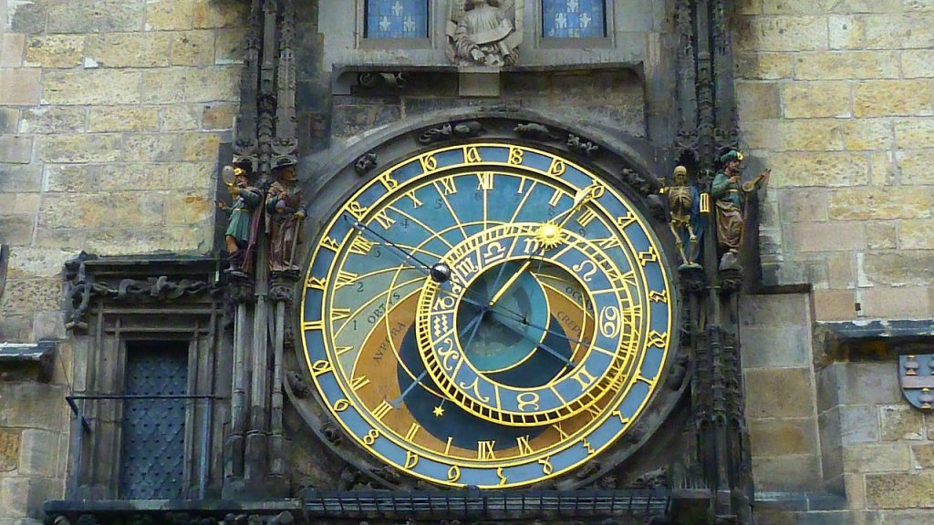 horloge astronomique Prague - blog eDreams