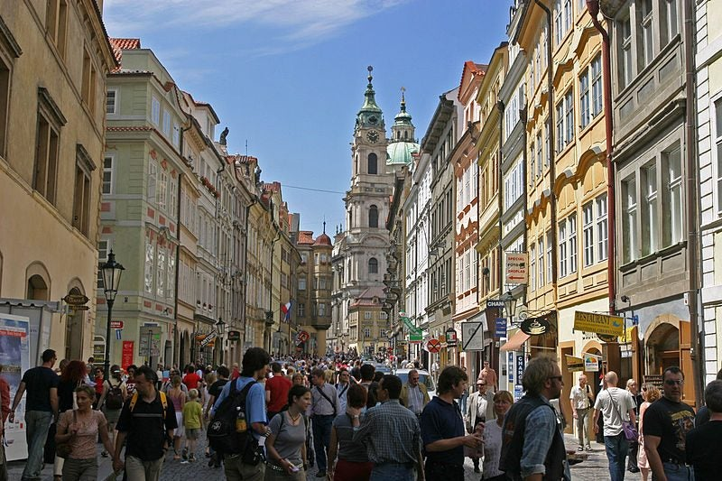 mala strana - blog eDreams