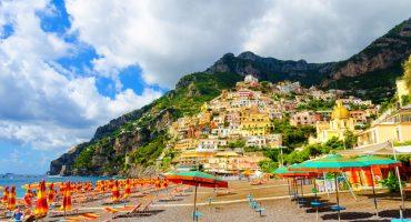 Naples : les plus belles plages de la côte amalfitaine
