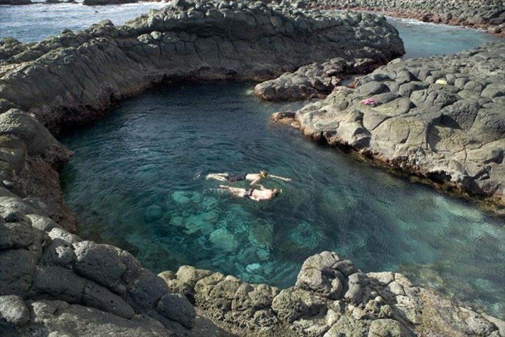 Crystal pool Norfolk Island - blog eDreams
