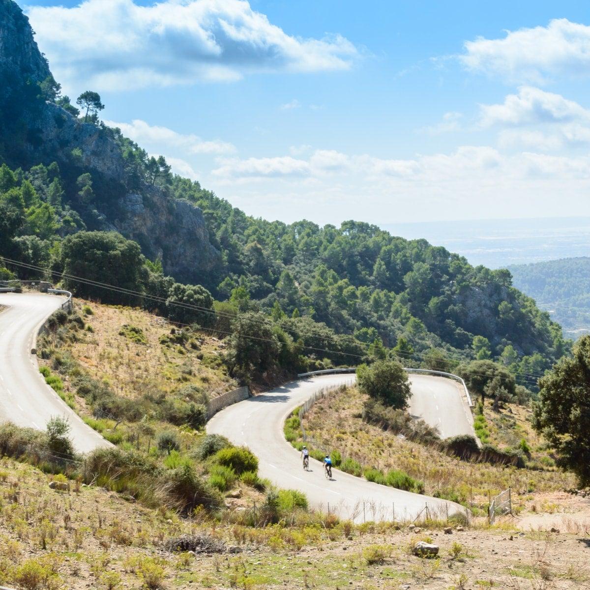 majorque route montagne - blog eDreams