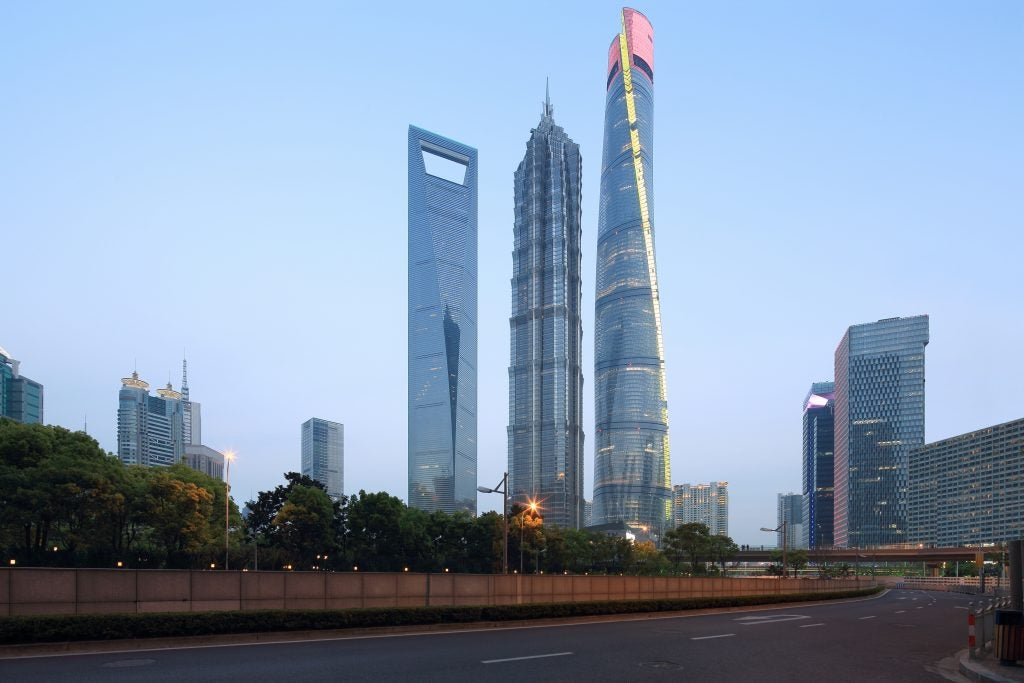 Jin Mao Tower (Shangai)