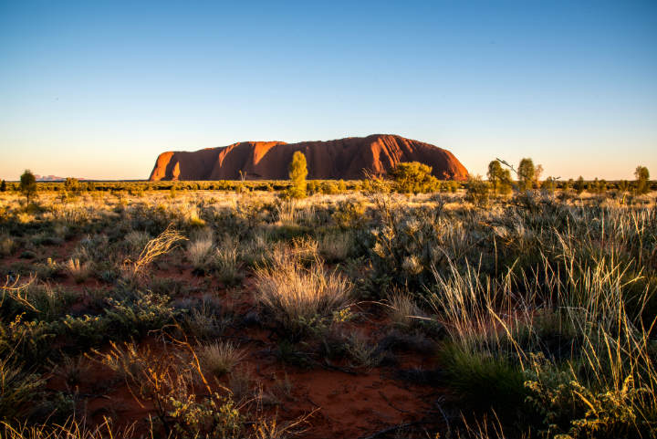 rocher uluru nord australie - blog eDreams