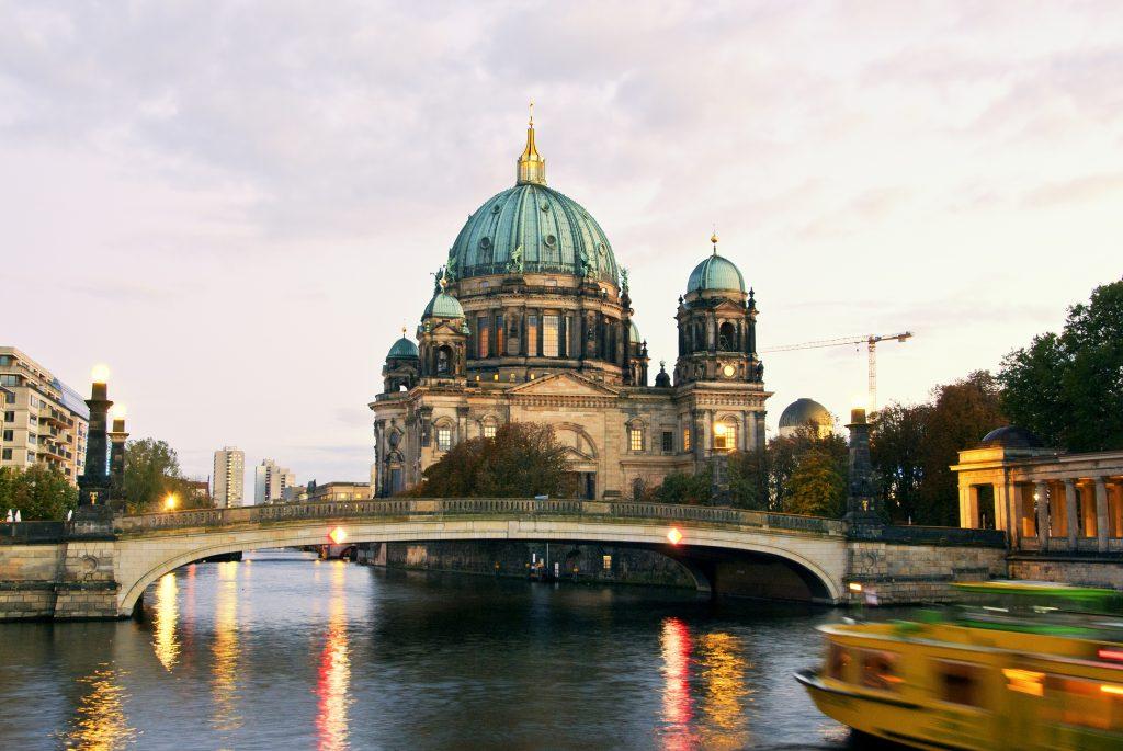 Berlin rivière Spree