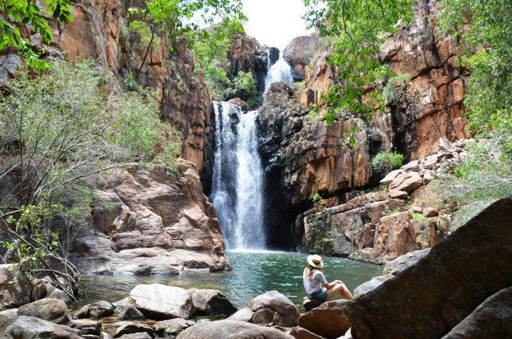 cascade gorges katherine territoire du nord australie - blog edreams