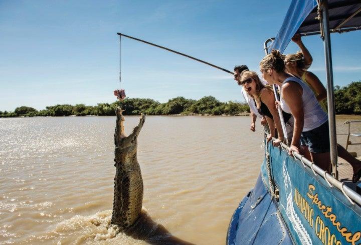 croisiere crocodile territoire du nord australie - blog edreams