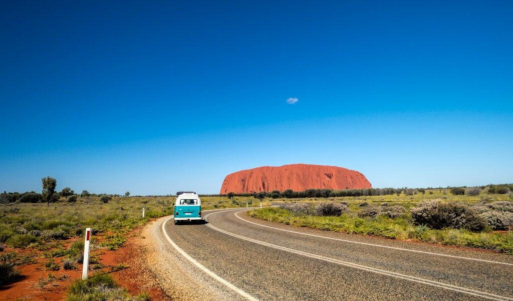 van uluru territoire du nord australie - blog edreams