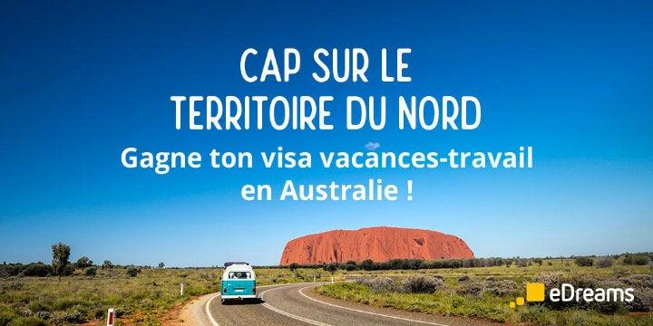 concours visa vacances travail australie - blog edreams