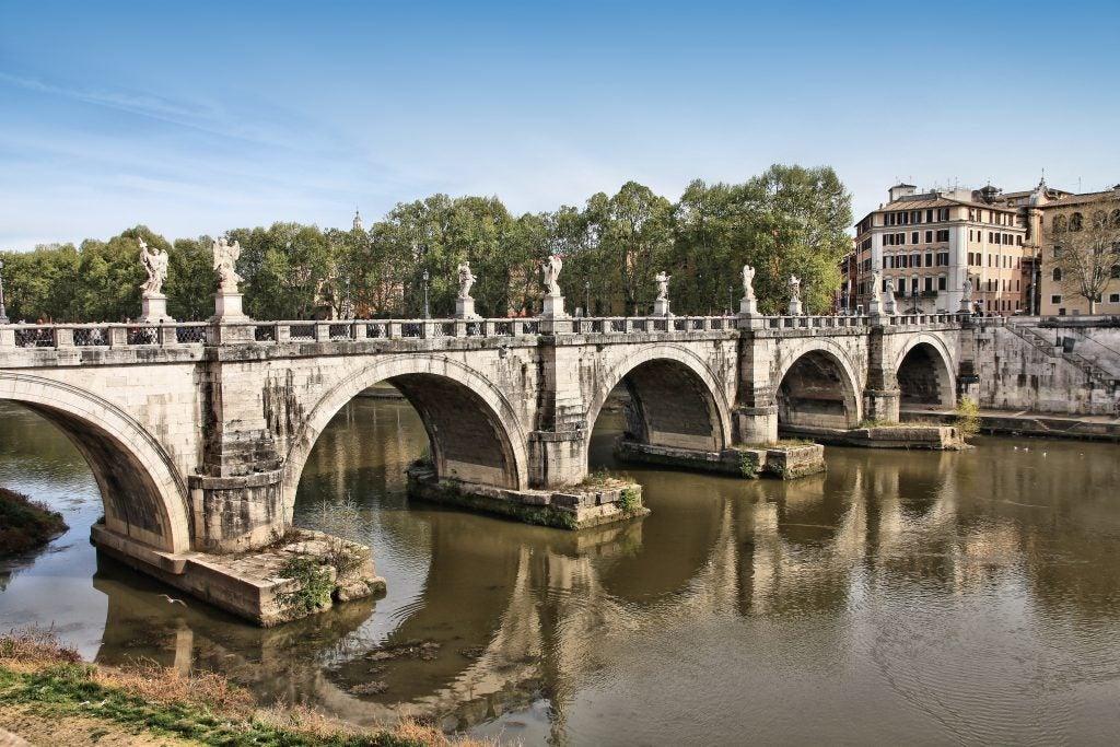 pont des anges rome