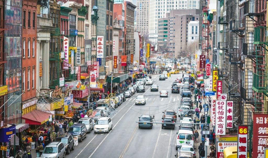 Chinatown - New-York