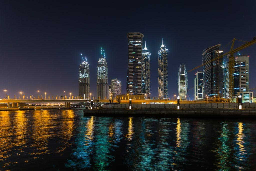 JW Marriott Marquis Hotel, Dubaï