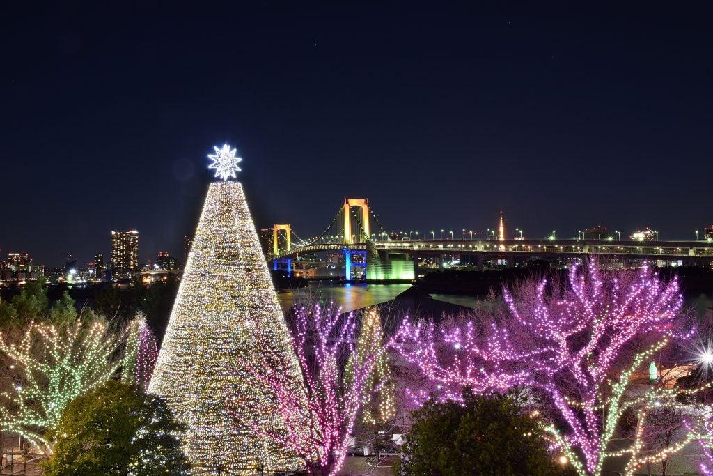 Illuminations Noël Tokyo