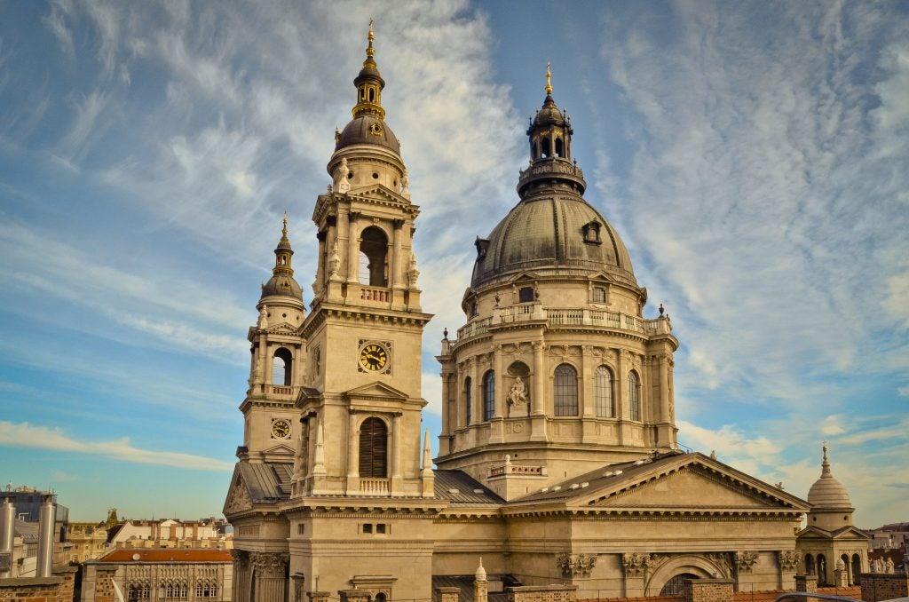 Basilique Saint-Étienne de Pest - Budapest