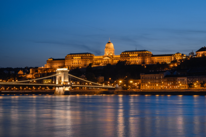 Palais Budavár - Budapest