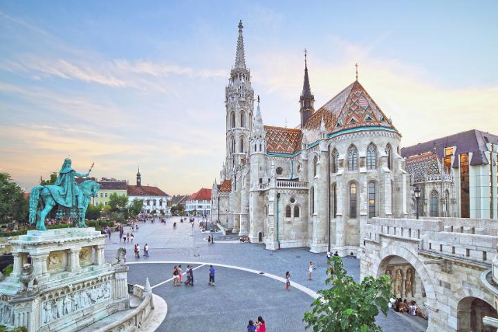 Église Saint Matthias - Budapest