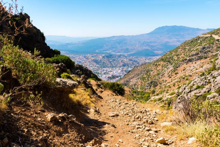 Randonnée au Maroc - Rif