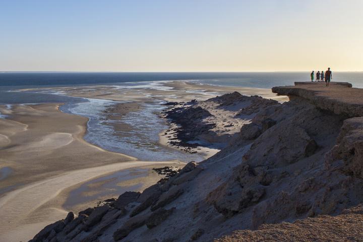 Dakhla, entre Sahara et Atlantique