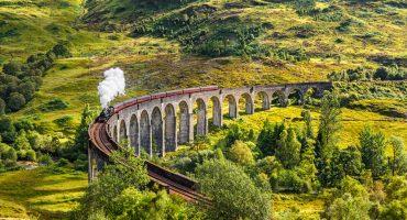Les 10 voyages en train les plus spectaculaires  d'Europe