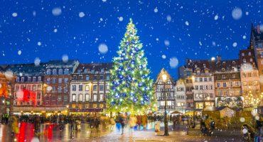 24 heures dans les marchés de Noël de Strasbourg