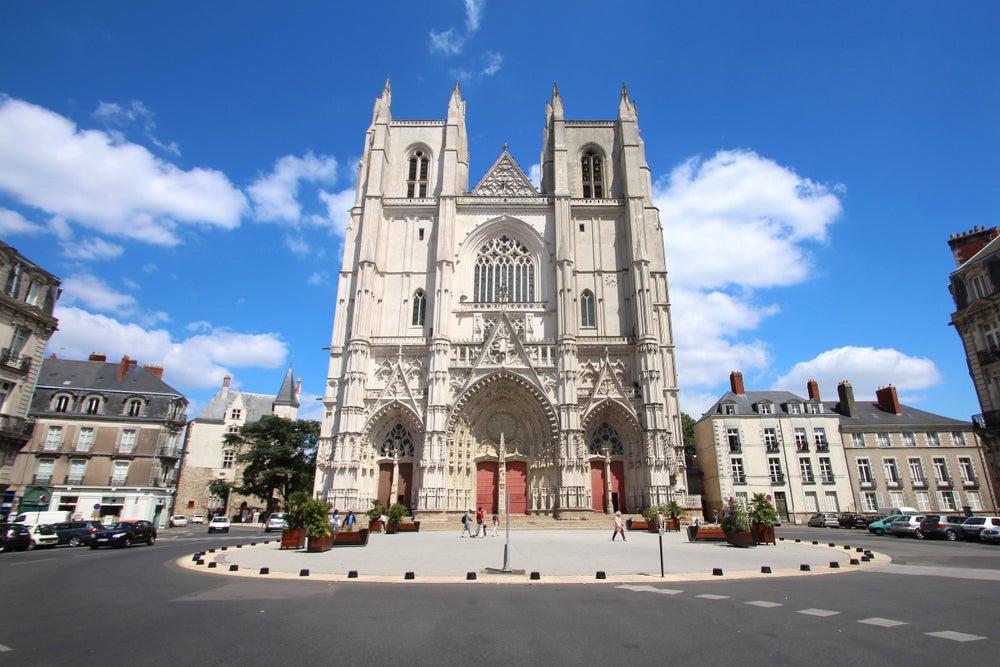cathédrale Saint-Pierre et Saint-Paul Nantes