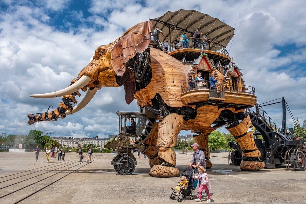 Machines de l'île Nantes
