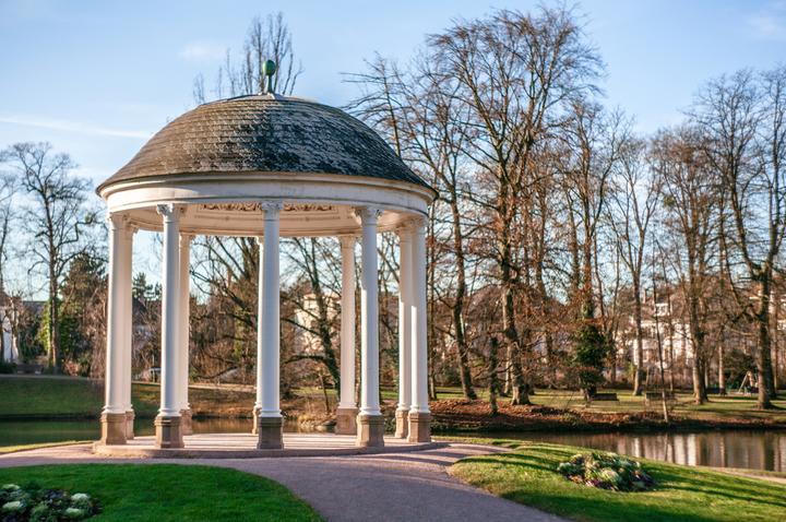 Parc de l'Orangerie - Que faire à Strasbourg