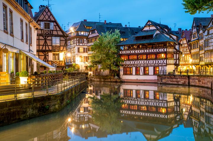 Petite France - Que faire à Strasbourg