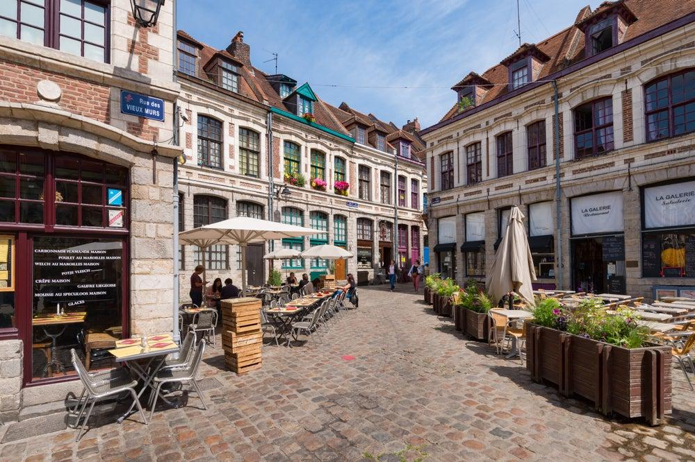 Place aux Oignons Lille