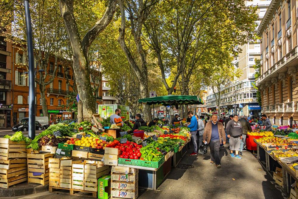 marché Toulouse