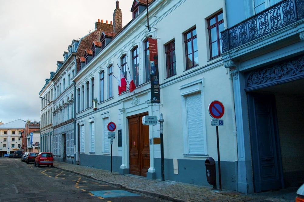maison natale de Charles de Gaulle Lille