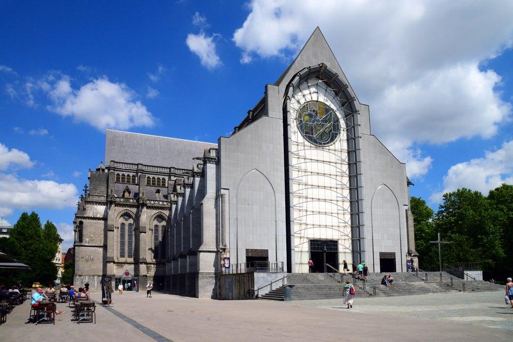 Cathédrale Notre-Dame de la Treille Lille