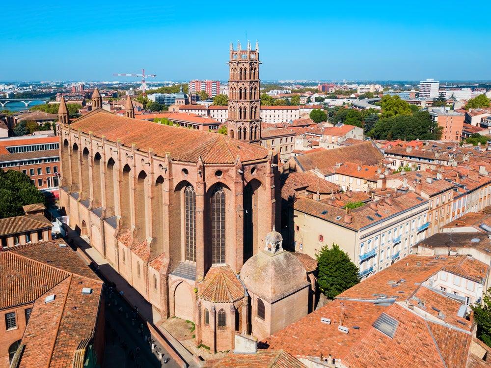 couvent des Jacobins Toulouse