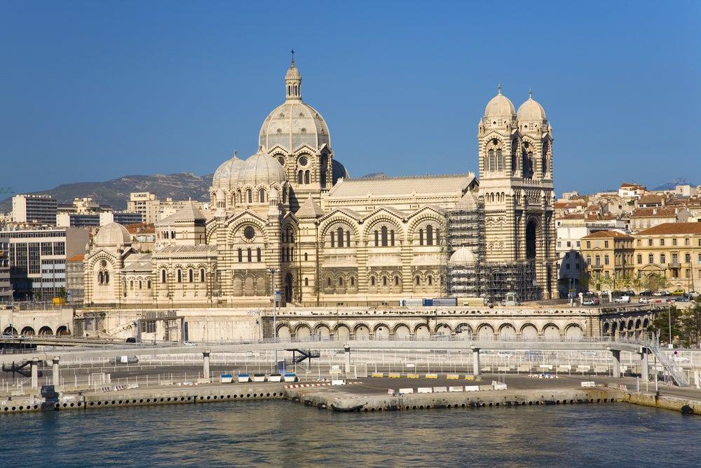 Basilique Notre-Dame de la Garde Marseille
