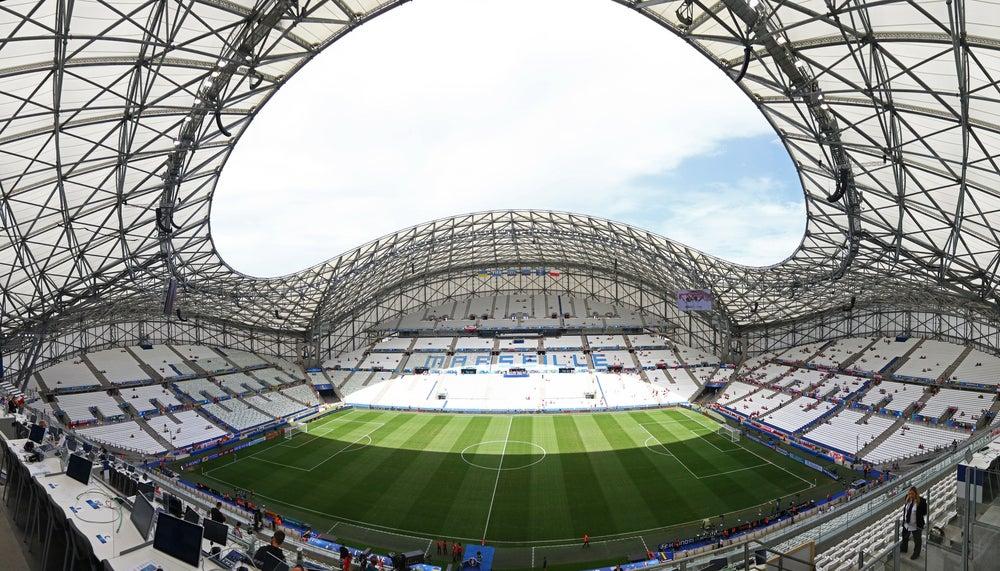 stade Orange Vélodrome Marseille