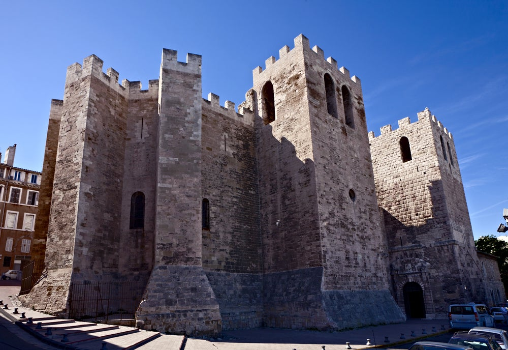Abbaye Saint-Victor Marseille