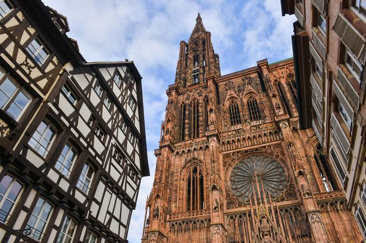 Cathédrale de Strasbourg - Que faire à Strasbourg