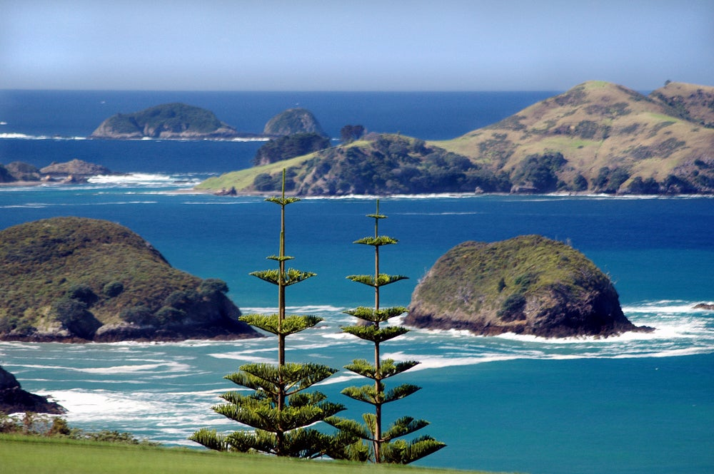 Île Norfolk, Australie
