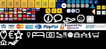 Information icône de la compagnie aérienne